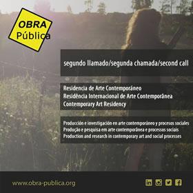 OBRA PÚBLICA - convocatoria / chamada / opencall
